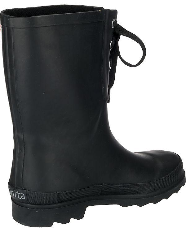 Sanita Sanita Flace Welly Stiefel schwarz Billig Verkauf Erhalten Authentisch Low-Cost Verkauf Online yqPkxmXte