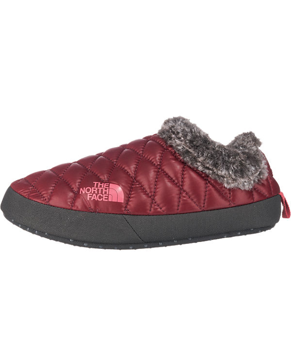 THE Fake NORTH FACE, THE NORTH FACE ThermoBall Tent Mule Fake THE Fur IV Hausschuhe, rot 9c5927