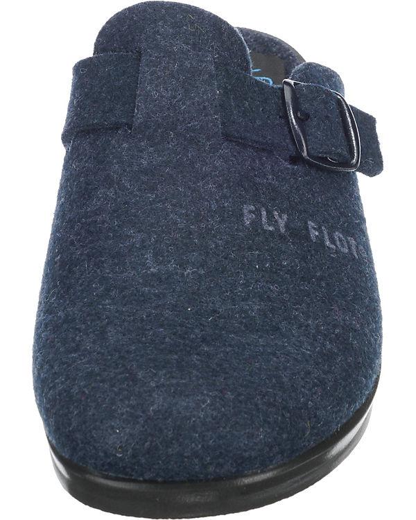 FLY FLOT FLY FLOT Hausschuhe blau