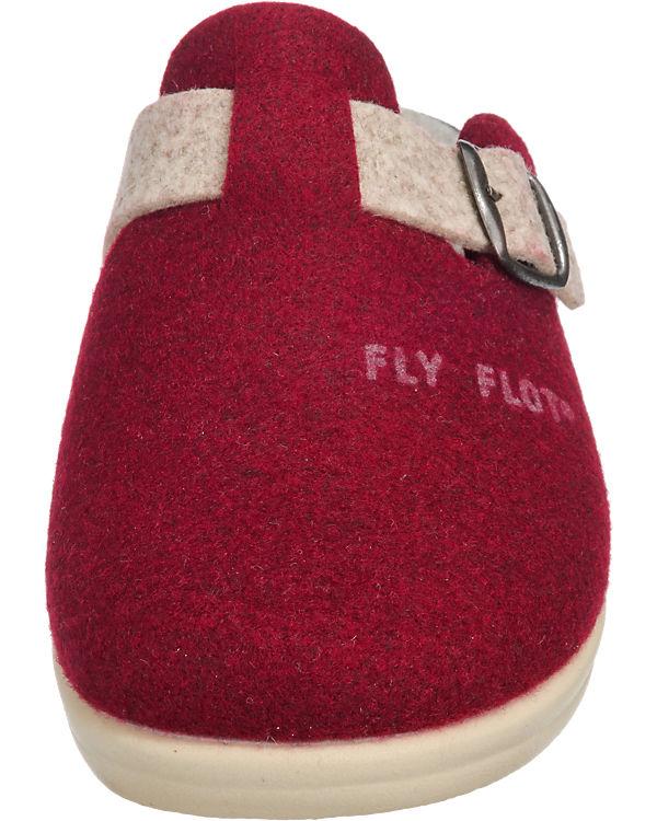 FLY FLOT FLY FLOT Hausschuhe rot Großhandelspreis Günstig Online Großer Rabatt Zum Verkauf Einkaufen Genießen Extrem Verkauf Online Aus Deutschland Günstigem Preis cJ2slEFFm