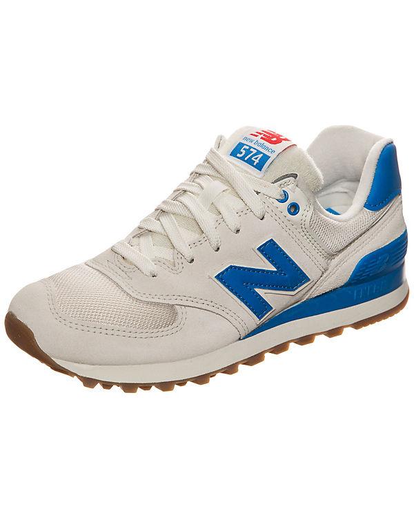 new balance, beige New Balance WL574-RSA-B Sneaker, beige balance, c4737a