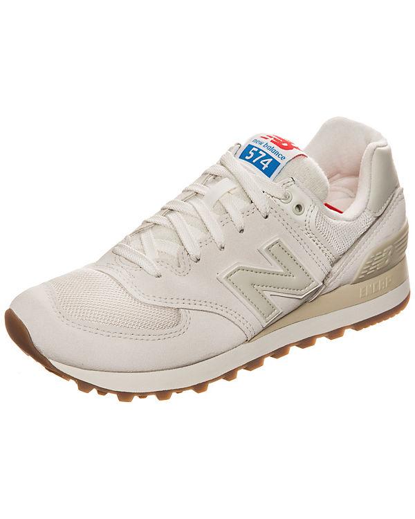 balance RSA B new Balance Sneaker New WL574 beige aqxFqwPd