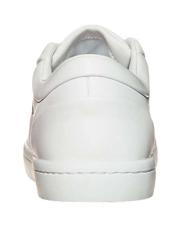 LACOSTE, LACOSTE Straightset Lace Sneaker, Sneaker, Lace weiß 79168f