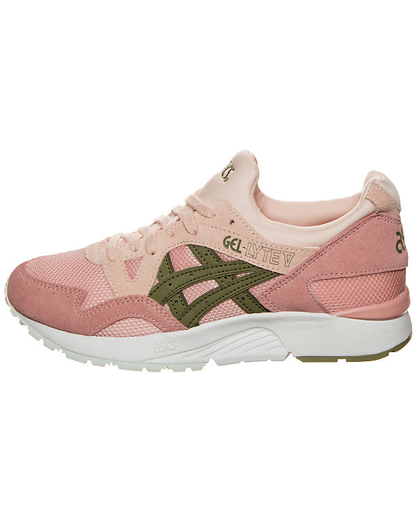 ASICS Tiger Tiger, ASICS Tiger ASICS Gel-Lyte V Sneaker, rosa f5e01d