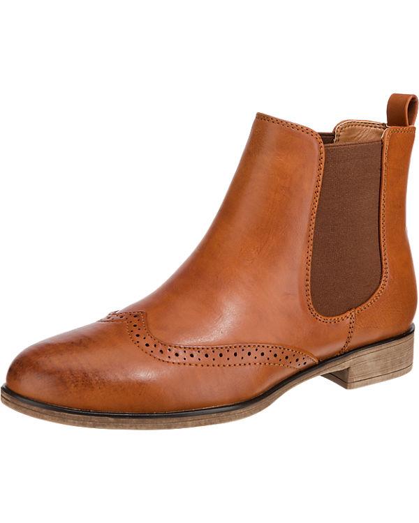 Anna Boots Chelsea Field Anna Chelsea Field braun Boots v4OHqa1n