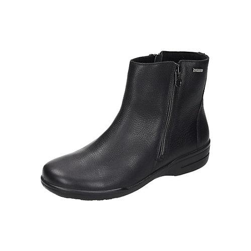 Comfortabel Damen Stiefelette schwarz Damen Gr. 38