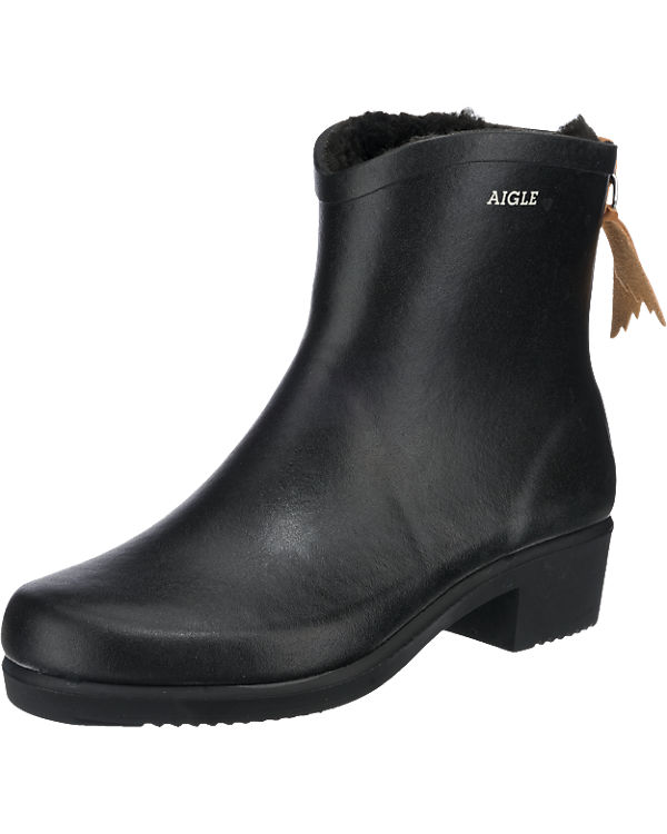 AIGLE AIGLE Ms Juliette Stiefeletten schwarz