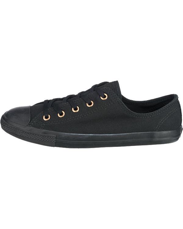 CONVERSE CONVERSE Chuck Taylor All Star Dainty Ox Sneakers schwarz