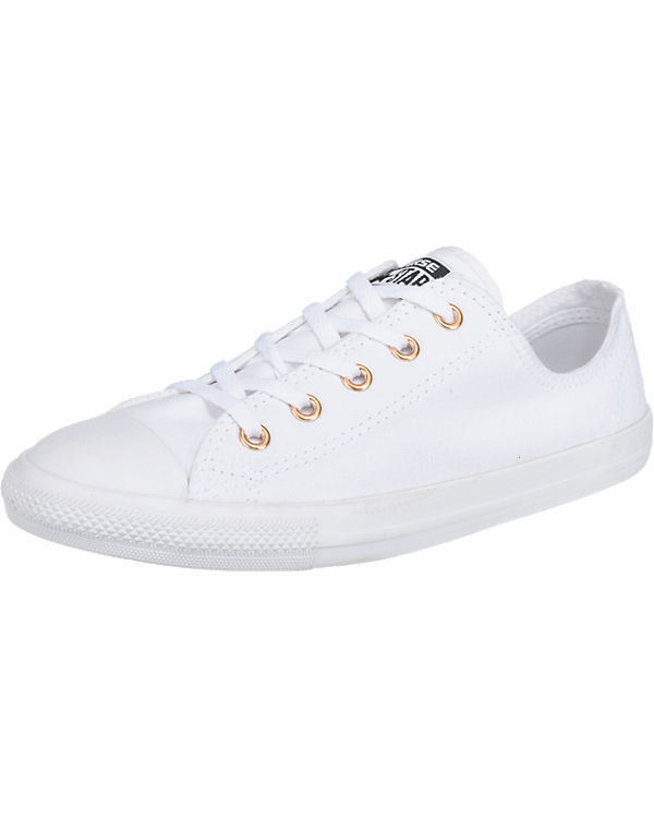 CONVERSE CONVERSE Chuck Taylor All Star Dainty Ox Sneakers weiß