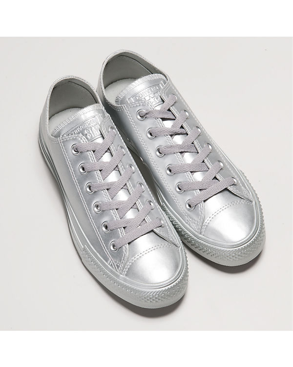 CONVERSE CONVERSE Chuck Taylor All Star Ox Sneakers silber