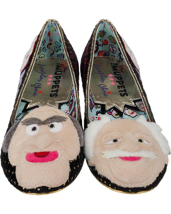 Irregular Choice Irregular Choice Muppets - Boo! Hiss! Ballerinas mehrfarbig