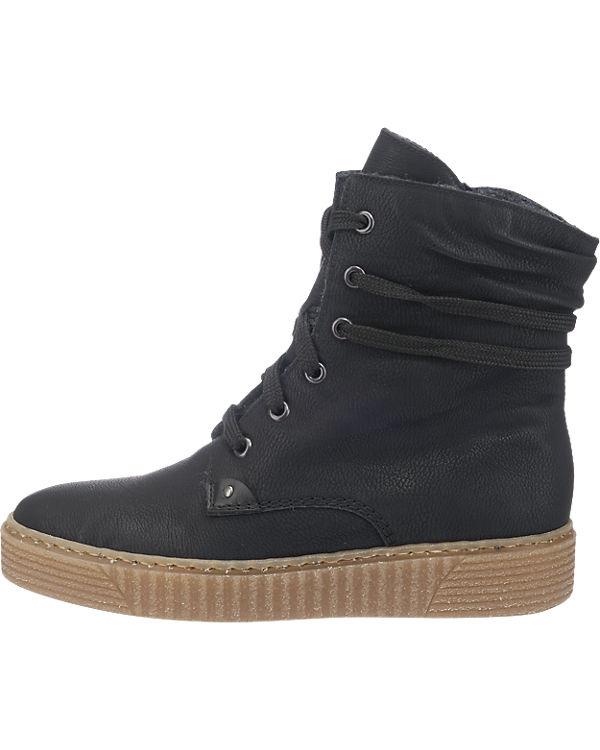 rieker rieker Sneakers schwarz