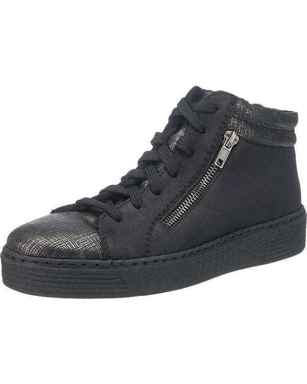 rieker rieker Sneakers Sneakers schwarz rieker rieker schwarz kombi rieker rieker kombi IwtAqwxET
