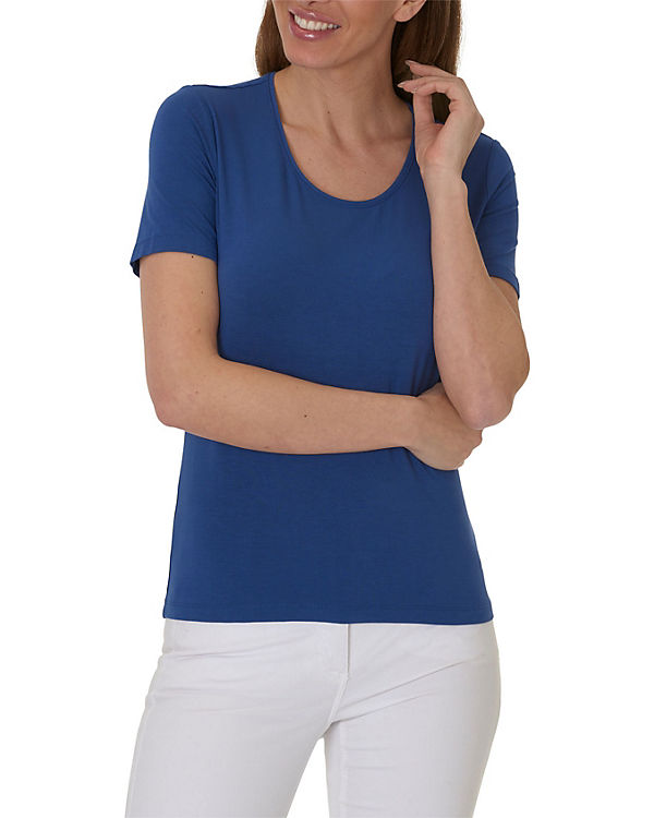 Betty Barclay T-Shirt blau