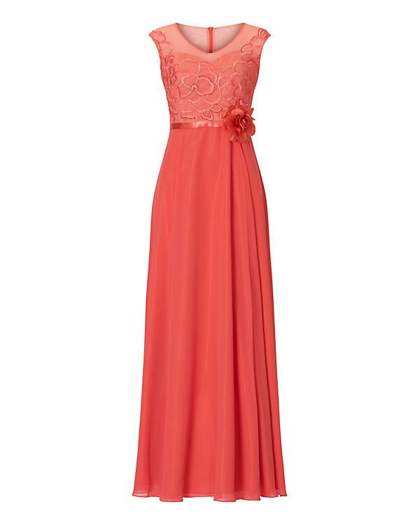 Vera Mont Abendkleid rot