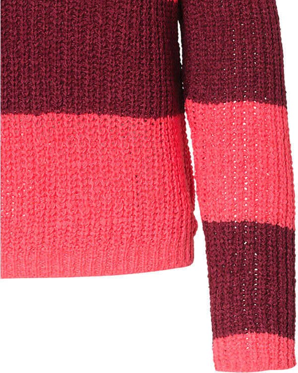 Q/S Pullover rot