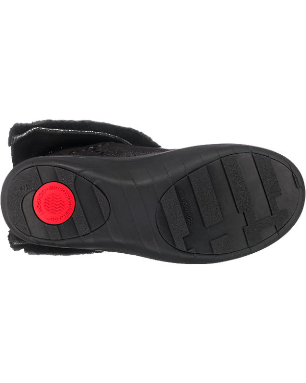 schwarz FitFlop 2 Shorty Mukluk FitFlop Mukluk 2 Stiefeletten Shorty FitFlop Stiefeletten FitFlop 6q56Paw