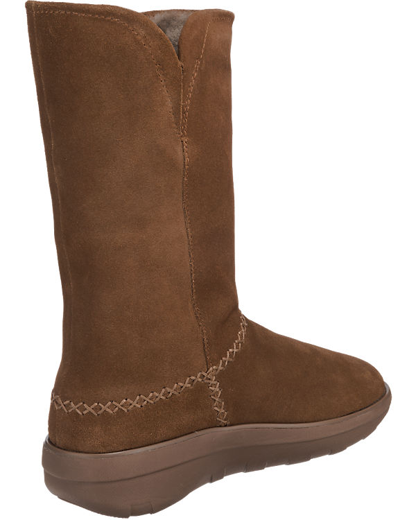 FitFlop Supercush FitFlop Mukluk Stiefel cognac FrcFyUW71O