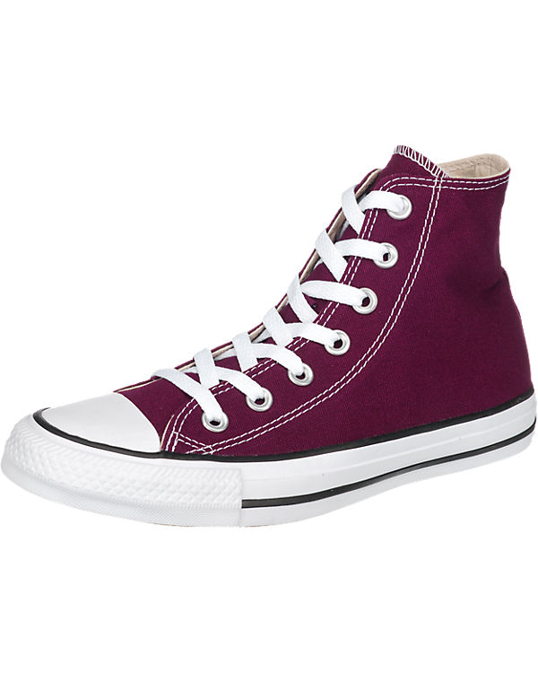 CONVERSE CONVERSE Chuck Taylor All Star High Sneakers bordeaux