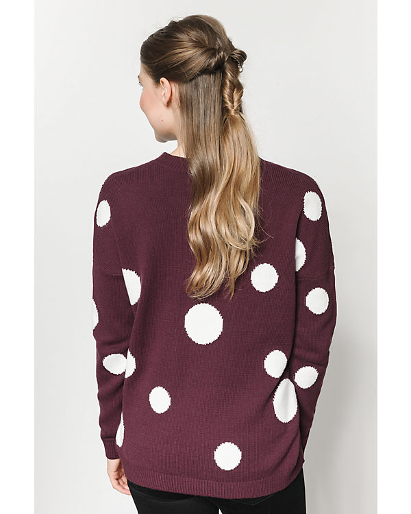 mint&berry Pullover lila