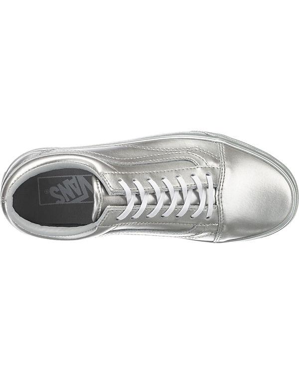 VANS VANS Old Skool Sneakers silber