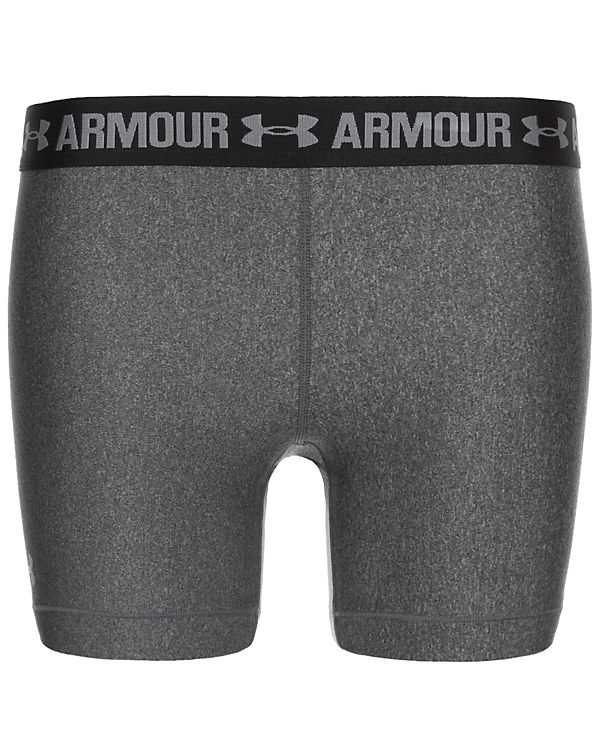 Under Armour Trainingstight HeatGear Armour Middy grau