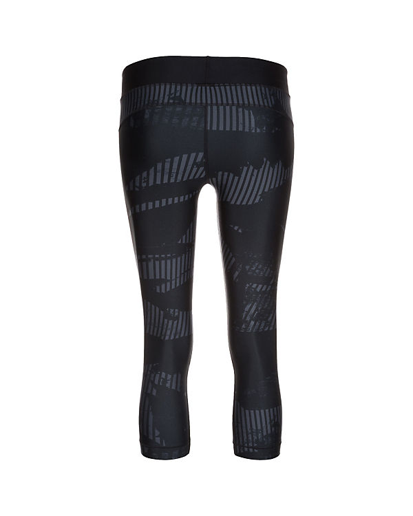 schwarz HeatGear Tights Armour Armour Under Printed Capri 4qxvEn8