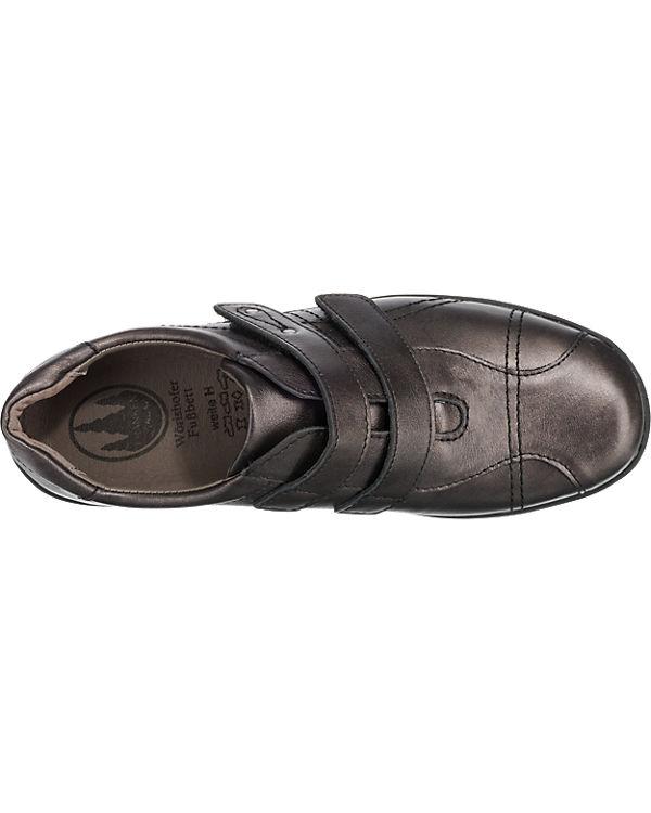 Schuhe Schuhe Franken Schuhe schwarz Franken Halbschuhe Franken Franken 88Spx