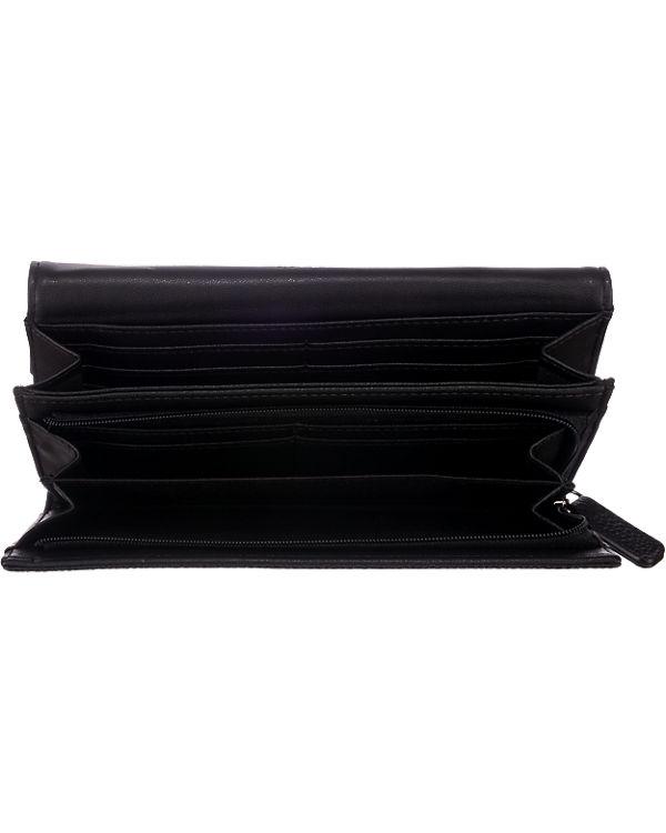 ESPRIT Geldbörse schwarz