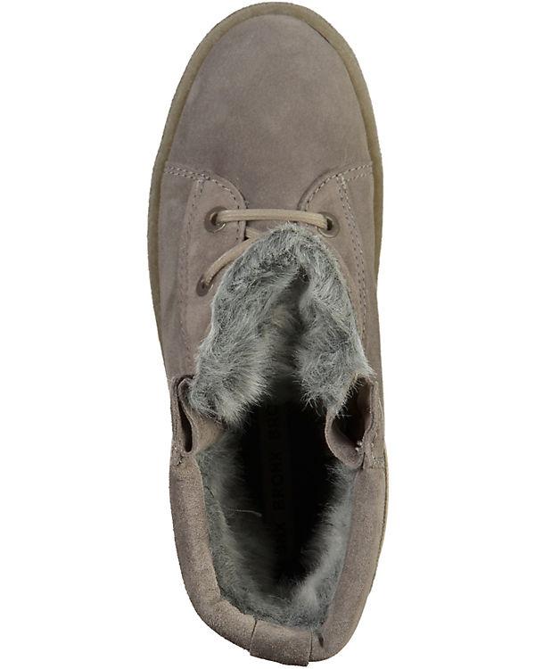 BRONX BRONX Stiefel grau