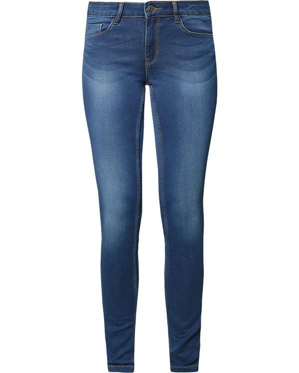 VERO MODA Jeans Slim blue denim