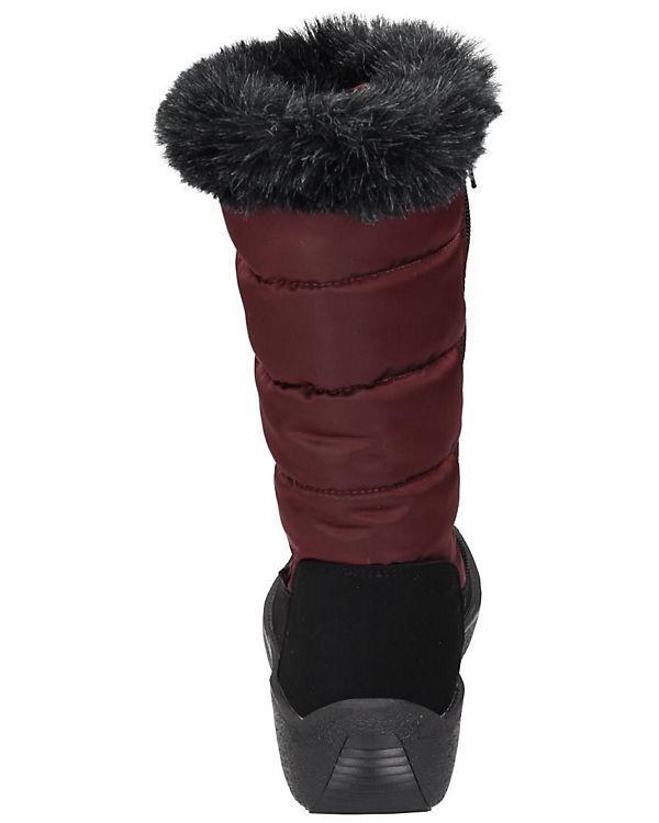 Polar Stiefel Tex Tex Polar Polar Tex rot Polar qYwWIT