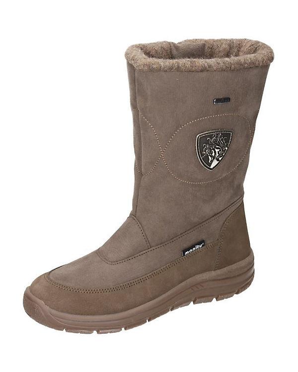 Ausgezeichnet Auslass 100% Garantiert Polar-Tex Polar-Tex Stiefel braun jVeGvqv5C4