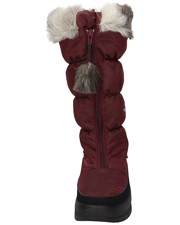 Polar Polar Stiefel rot Tex Tex Y4Rwaq