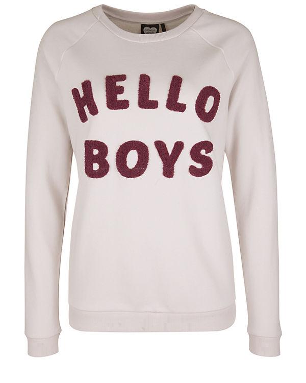 JUNKIE Hello Sweatshirt Boys offwhite CATWALK 7qfTRxq