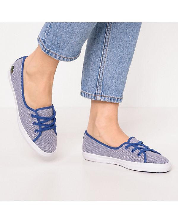 1 LACOSTE LACOSTE 118 Chunky Caw Sneakers kombi blau Ziane zCdqWdI