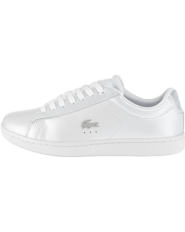LACOSTE LACOSTE wei Carnaby Sneakers 118 Evo LACOSTE 6 LACOSTE Spw 6UzqwEx