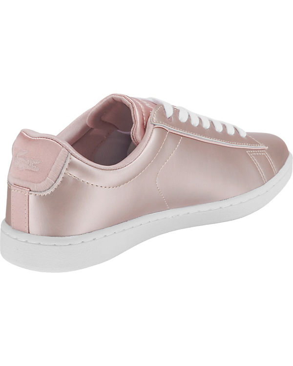 LACOSTE, LACOSTE Carnaby Evo Sneakers, 118 7 Spw Sneakers, Evo rosa 9659ee