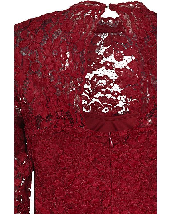 ESPRIT rot collection Spitzenkleid rot collection ESPRIT Spitzenkleid qwTq6r