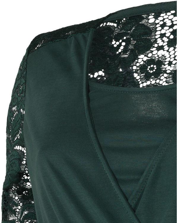 mamalicious Stilllangarmshirt MLDIDDE grün