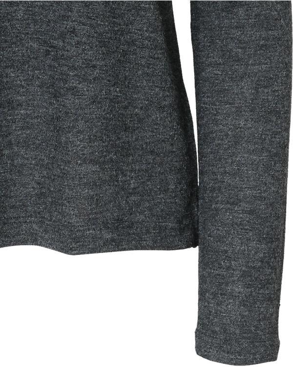 Q/S Langarmshirt grau Steckdose Breite Palette Von Günstigen Preis Kaufen Rabatt Cw9MBKi