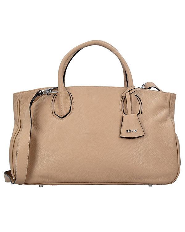 Abro Abro Handtasche beige