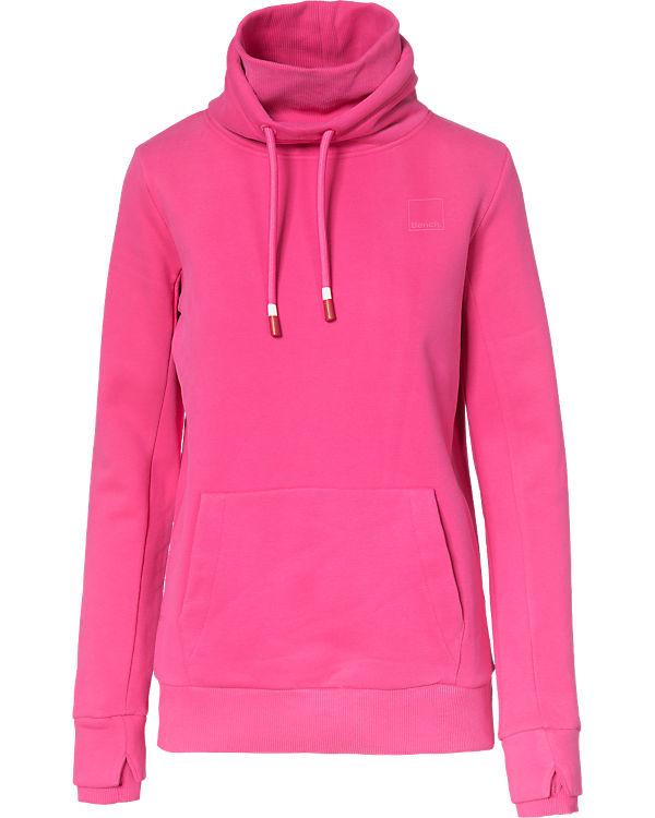 BENCH Sweatshirt pink Freies Verschiffen 2018 Neue YpVWId59F