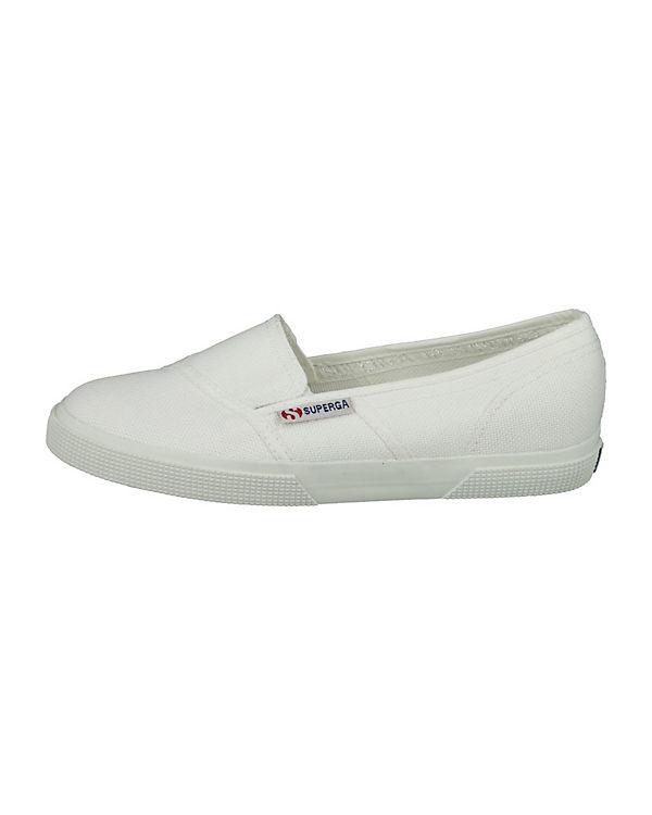 Superga® COTU weiß 2210 Sneakers Low TTq5xUrP