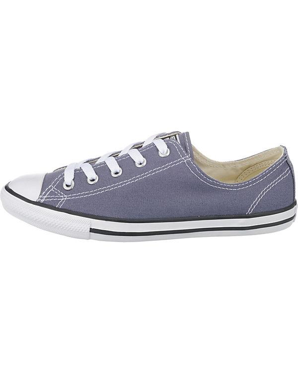 CONVERSE Chuck Taylor All Star Dainty Ox Sneakers grau