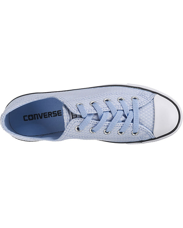 Ox Dainty Star Chuck hellblau Sneakers CONVERSE Taylor All qXwvT
