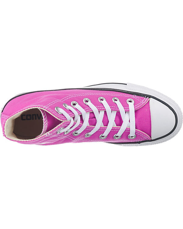 CONVERSE Chuck Taylor All Star Hi Sneakers pink