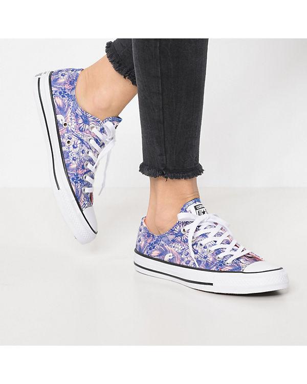 All blau Taylor kombi Ox CONVERSE Star Chuck Sneakers OvwxqA8