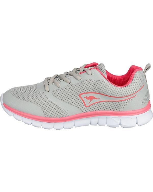 KangaROOS K-March Sneakers grau-kombi