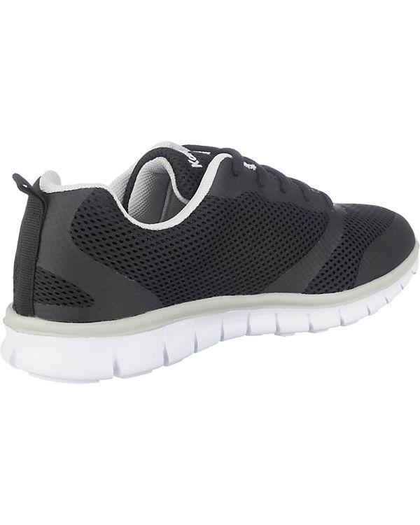 1 K schwarz KangaROOS Modell Sneakers March x6aw4xvq0